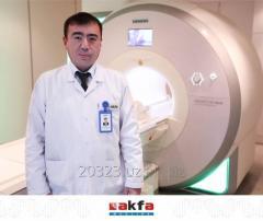 МРТ в Узбекистане