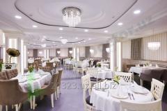 Ресторан в Узбекистане