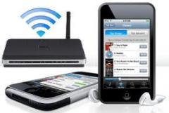 Настройка wi-fi точки доступа