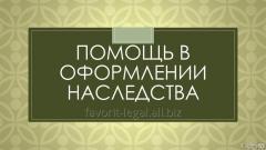 Оформление имущества в Ташкенте