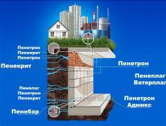 Услуги по Гидроизоляции. Гидроизоляция под ключ с гарантии 100% от воды спасем бетон. служба спасения бетона.