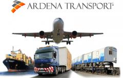 Транспортно-экспедиторские услуги по всему миру