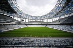 Строительство стадионов, мини футбольных полей