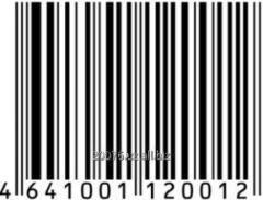 Получение штрих кода на продукцию в Узбекистане