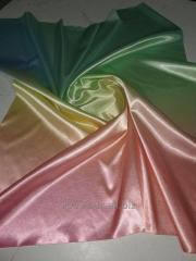 Печать на ткани (сублимационная- полноцветная  печать)