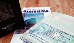 Юридический консалтинговый центр оказывает профессиональные услуги по Визовой поддержки в Узбекистане.