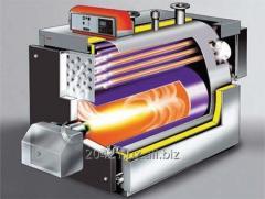 Ремонт и наладка промышленных котлов паровые и газовые.