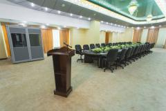 Conference rooms at the hotel