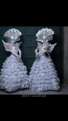 Сченический костюм для шоу балета.и индивидуального актера.