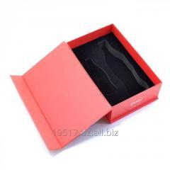 Изготовление упаковки из жесткого картона