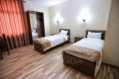 Услуги гостиниц, мотелей и кемпингов