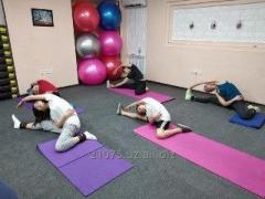 ЛФК (лечебная физкультура) для женщин и детей