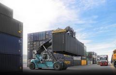 Обработка и хранение контейнеров