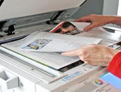 Услуги ксерокопирования