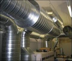 Ремонт и монтаж вентиляционных систем