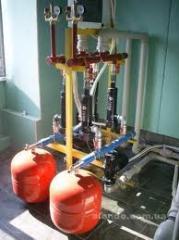 Ремонт и монтаж отопительного оборудования