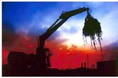 Добыча нерудных металлов