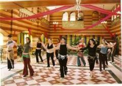 Курсы арабского танца