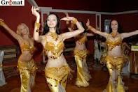 Обучение восточного и арабского танца