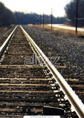 Обслуживание оборудования для железных дорог