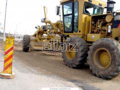 Ремонт строительного дорожного оборудования