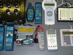 Проведение испытаний электрооборудования