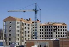 Крупнопанельное и объемноблочное жилищное