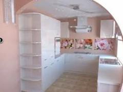 Разработка дизайна интерьера и мебели