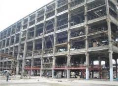 Антикоррозийная защита бетонных конструкций