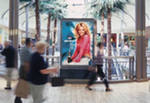 Реклама в торговых центрах