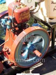 Repair of electric motors of alternating and