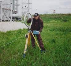 Инженерно-экологические обследования нефтегазовой