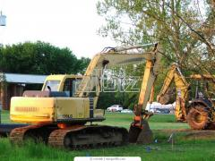 Услуги использования строительного оборудования