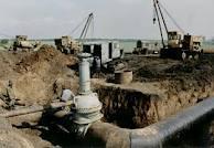 Строительство водовыпусков и водозаборов