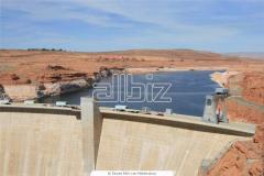 Строительство объектов гидроэнергетики