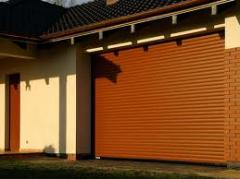 Installation and service of automatic gate