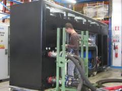 Монтаж и наладка энергетического оборудования