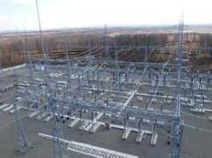 Строительство подстанций