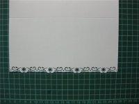 Контурная резка бумаги