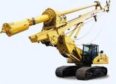 Разработка проектов и эксплуатация буровых скважин