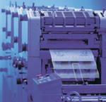 Листовая офсетная печать