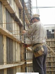 Услуги строительно-монтажные