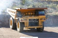 Услуги по перевозке инертных грузов