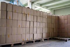Таможенное складирование грузов