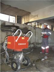 Демонтажные работы зданий
