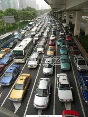 Контроль качества строительства автомобильных