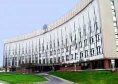 Аренда офисных помещений в здании Международного