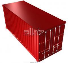Интермодальные контейнерные грузоперевозки