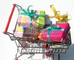 Organization of shop tours