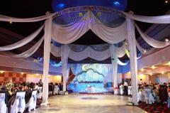 Organization of wedding celebrations